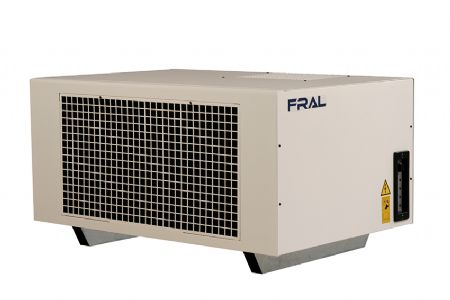 Fral FD-160S Endüstriyel-Kanallı Tip Nem Alma Cihazı