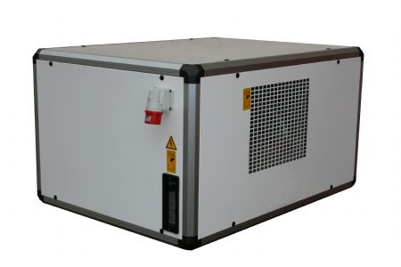 Fral FD-520S Endüstriyel-Kanallı Tip Nem Alma Cihazı