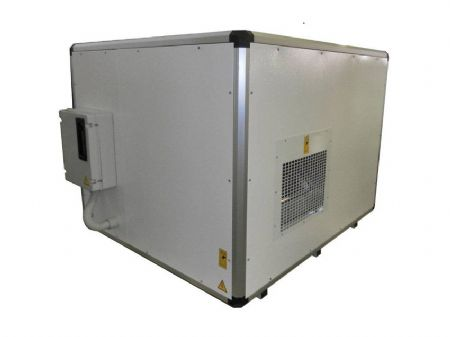 Fral FD-750S Endüstriyel-Kanallı Tip Nem Alma Cihazı