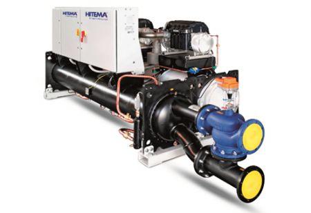 Hitema AHW Hava soğutmalı sulu chiller - R134a