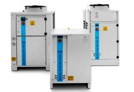 Hitema CFT Hava Soğutmalı sulu chiller - R410A