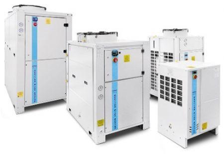 Hitema CSE Santrifüj Fanlı Hava soğutmalı sulu chiller- R410A