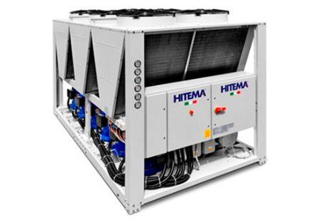 Hitema SBS Hava soğutmalı sulu chiller - R410A